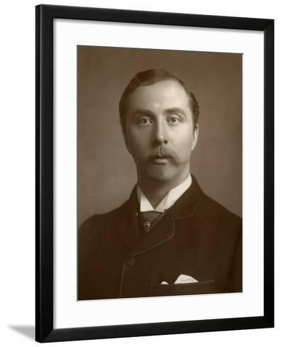 William Hunter Kendal, British Actor and Theatre Manager, 1884--Framed Art Print