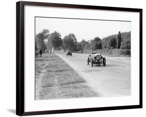 Lagonda Rapier Special, Le Mans 24 Hours, 1934--Framed Art Print
