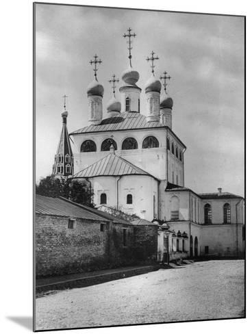 Dormition Cathedral, Krutitsy, Moscow, Russia, 1882- Scherer Nabholz & Co-Mounted Photographic Print