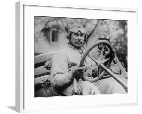Ferenc Szisz, C1905-C1910--Framed Art Print