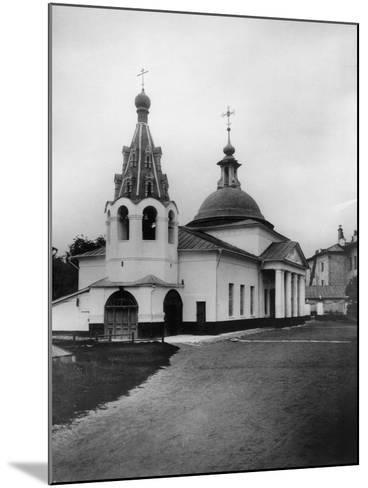 Church of the Descent of the Holy Spirit, Prechistenka, Moscow, Russia, 1881- Scherer Nabholz & Co-Mounted Photographic Print