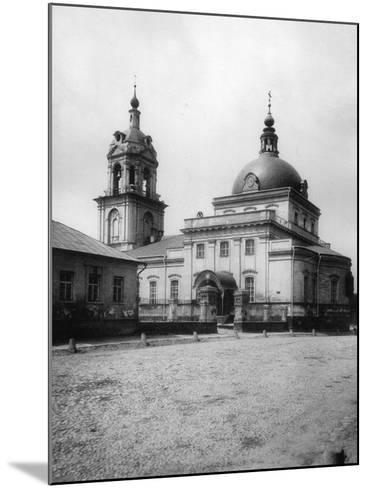 Church of the Holy Martyrs Cosmas and Damian (Ne), Taganka, Moscow, Russia, 1881- Scherer Nabholz & Co-Mounted Photographic Print