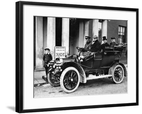 1907 Argyll Car, (C1907)--Framed Art Print