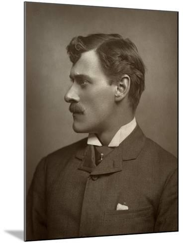 Frederick Leslie, British Actor, Singer, Comedian and Dramatist, 1884--Mounted Photographic Print