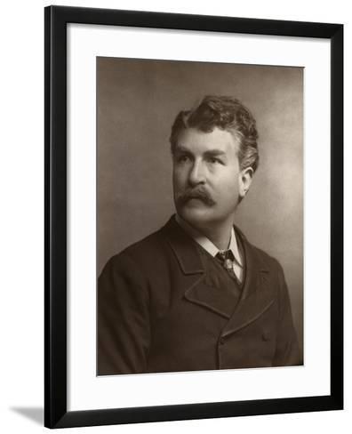 Henry Gartside Neville, British Actor, 1884--Framed Art Print