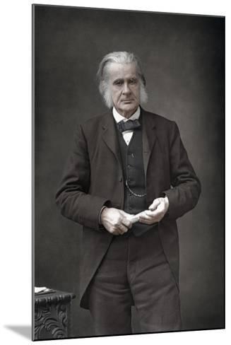 Thomas Henry Huxley (1825-189), English Biologist, 1890-W&d Downey-Mounted Photographic Print