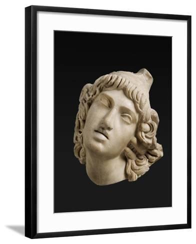 Penthesilea, Amazonian Queen, Ca 160 Bc--Framed Art Print