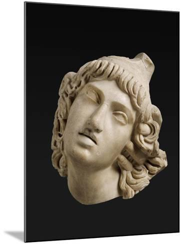 Penthesilea, Amazonian Queen, Ca 160 Bc--Mounted Photographic Print