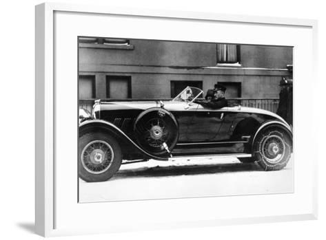 1920 Auburn 18-90 Speedster, (C1920)--Framed Art Print