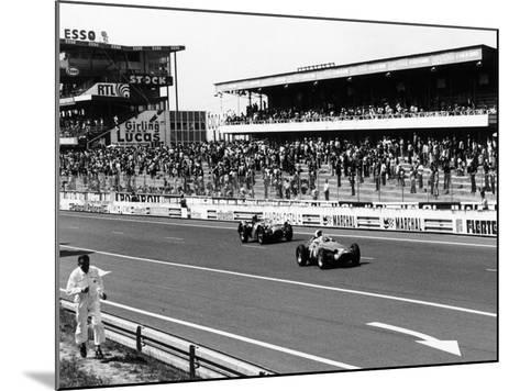 Historic Race, Le Mans, France, 1978--Mounted Photographic Print