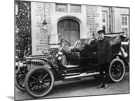 1908 De Dion Bouton Model--Mounted Photographic Print