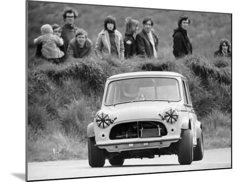 Gurston Down Hill Climb, Wiltshire, 12th May 1974--Mounted Photographic Print