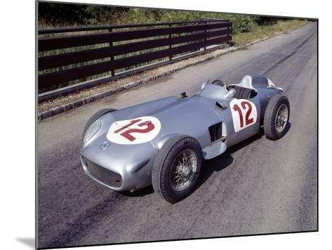 1954 Mercedes W196--Mounted Photographic Print