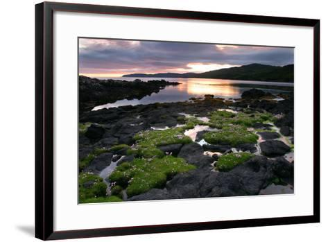 Loch Tuath, Isle of Mull, Argyll and Bute, Scotland-Peter Thompson-Framed Art Print