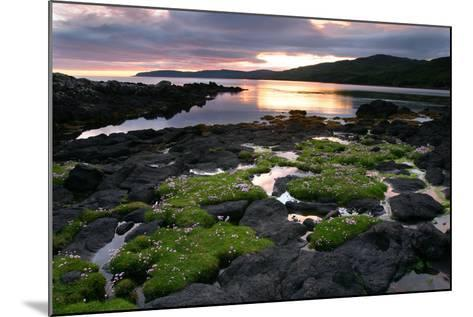 Loch Tuath, Isle of Mull, Argyll and Bute, Scotland-Peter Thompson-Mounted Photographic Print