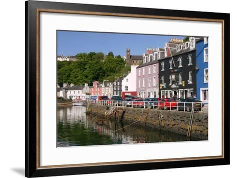 Tobermory, Isle of Mull, Argyll and Bute, Scotland-Peter Thompson-Framed Art Print