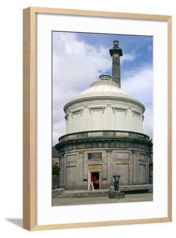 Fergusson Gallery, Perth, Scotland-Peter Thompson-Framed Art Print