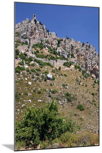 St Hilarion Castle, North Cyprus-Peter Thompson-Mounted Photographic Print