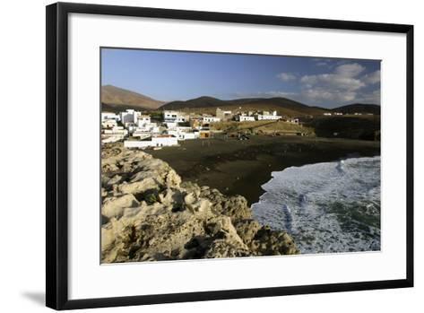 Puerto De La Pena, Ajuy, Fuerteventura, Canary Islands-Peter Thompson-Framed Art Print