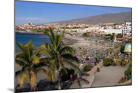 Playa De Torviscas Beach, Playa De Las Americas, Tenerife, Canary Islands, 2007-Peter Thompson-Mounted Photographic Print