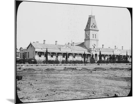 Government Buildings, Bloemfontein, South Africa, C1890--Mounted Photographic Print