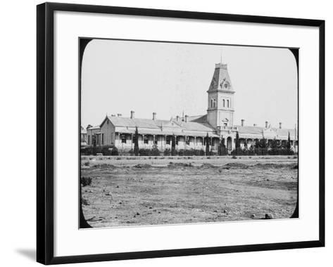 Government Buildings, Bloemfontein, South Africa, C1890--Framed Art Print