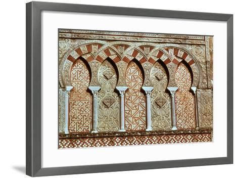 Grand Mosque, C8th - 11th Century--Framed Art Print