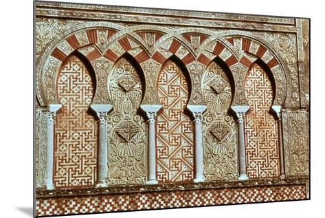 Grand Mosque, C8th - 11th Century--Mounted Photographic Print