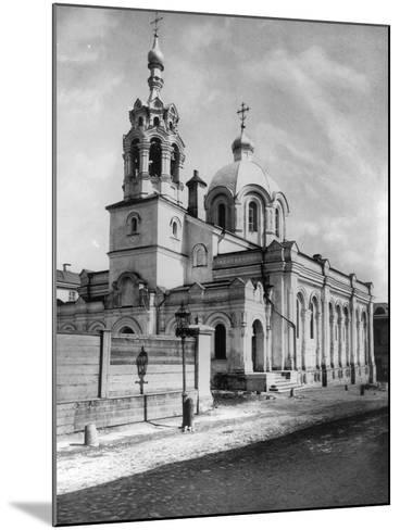 Church of St Gregory the Theologian, Moscow, Russia, 1881- Scherer Nabholz & Co-Mounted Photographic Print