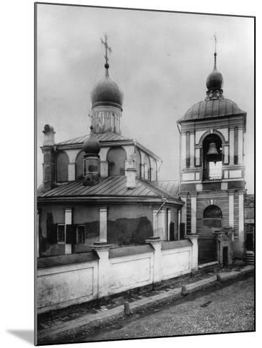 Church of the Conception of St Anna, Moscow, Russia, 1881- Scherer Nabholz & Co-Mounted Photographic Print