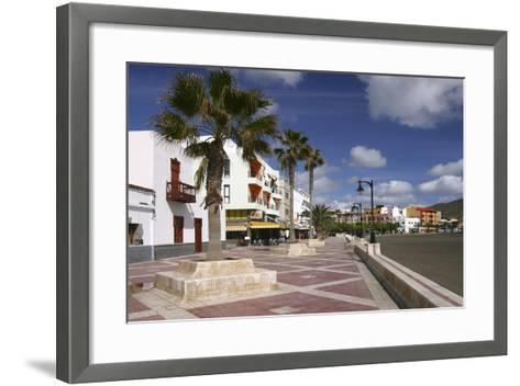 Gran Tarajal, Fuerteventura, Canary Islands-Peter Thompson-Framed Art Print