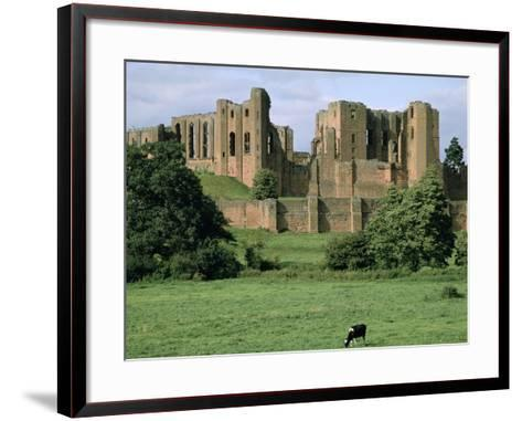 Kenilworth Castle, Warwickshire-Peter Thompson-Framed Art Print