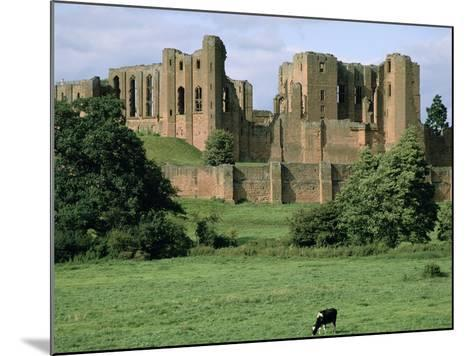 Kenilworth Castle, Warwickshire-Peter Thompson-Mounted Photographic Print