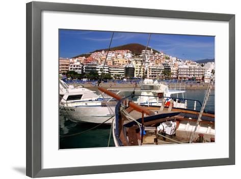 Los Cristianos, Tenerife, Canary Islands, 2007-Peter Thompson-Framed Art Print