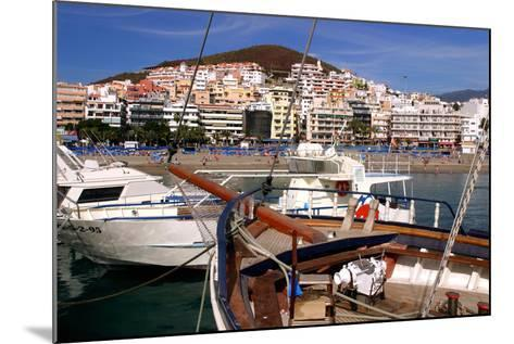 Los Cristianos, Tenerife, Canary Islands, 2007-Peter Thompson-Mounted Photographic Print
