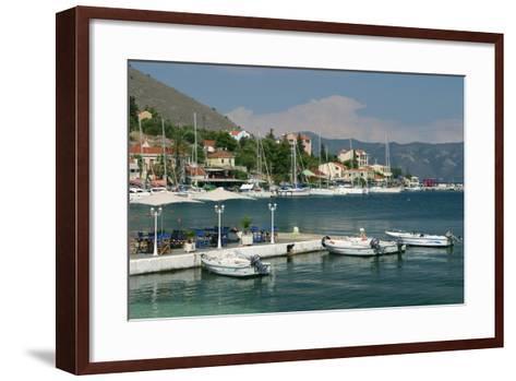 Agia Effimia, Kefalonia, Greece-Peter Thompson-Framed Art Print