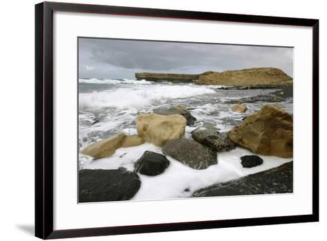 Playa De La Pared, Fuerteventura, Canary Islands-Peter Thompson-Framed Art Print