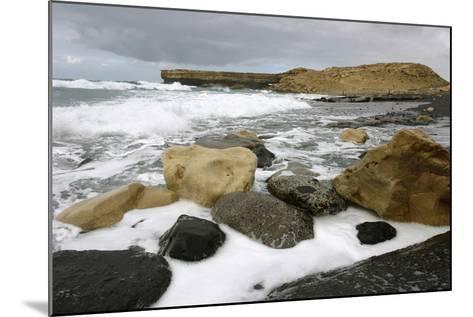 Playa De La Pared, Fuerteventura, Canary Islands-Peter Thompson-Mounted Photographic Print