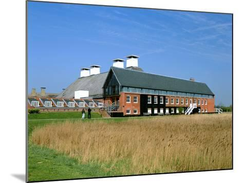 The Maltings, Snape, Suffolk-Peter Thompson-Mounted Photographic Print