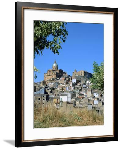 Piazza Armerina, Sicily, Italy-Peter Thompson-Framed Art Print