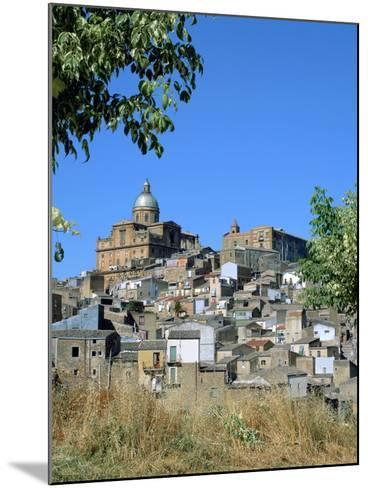 Piazza Armerina, Sicily, Italy-Peter Thompson-Mounted Photographic Print