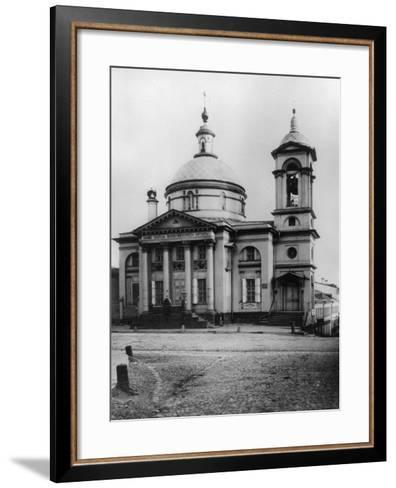 Great Martyr Barbara Church, Moscow, Russia, 1881- Scherer Nabholz & Co-Framed Art Print