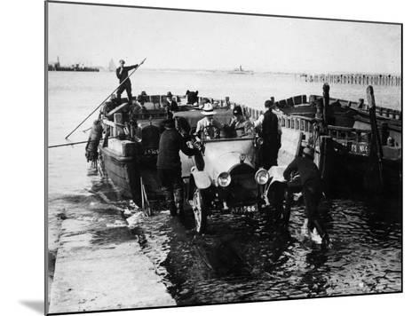 Ryde Ferry, 1920--Mounted Photographic Print