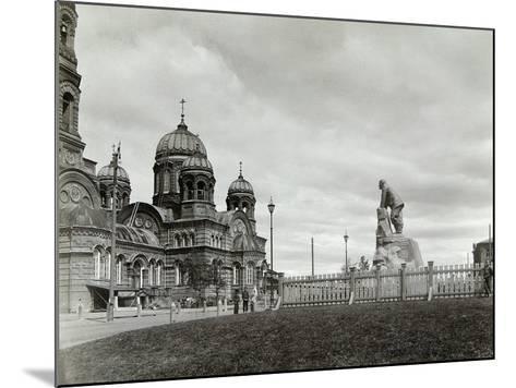 Lysva Station, Russia, 1900s--Mounted Photographic Print