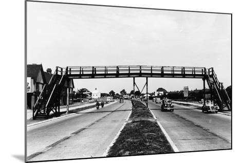 North Circular Road, London, C1938--Mounted Photographic Print