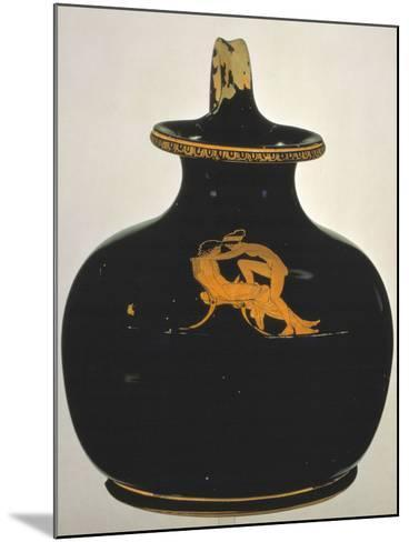 Oinochoe, Love-Making, Ca 430 Bc--Mounted Photographic Print