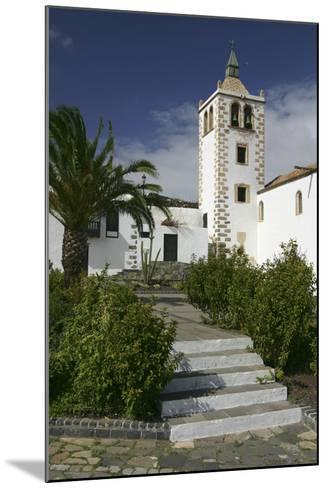 Church, Betancuria, Fuerteventura, Canary Islands-Peter Thompson-Mounted Photographic Print