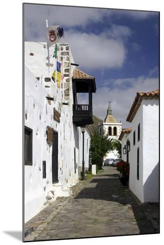 Betancuria, Fuerteventura, Canary Islands-Peter Thompson-Mounted Photographic Print