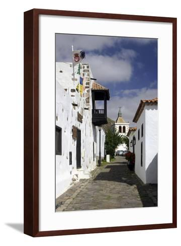 Betancuria, Fuerteventura, Canary Islands-Peter Thompson-Framed Art Print