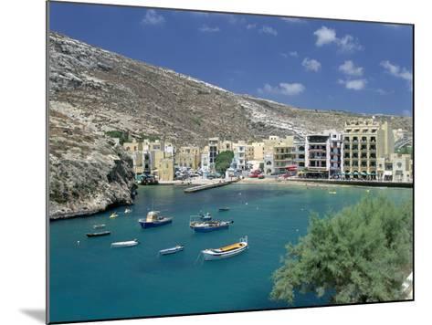 Xlendi, Gozo, Malta-Peter Thompson-Mounted Photographic Print